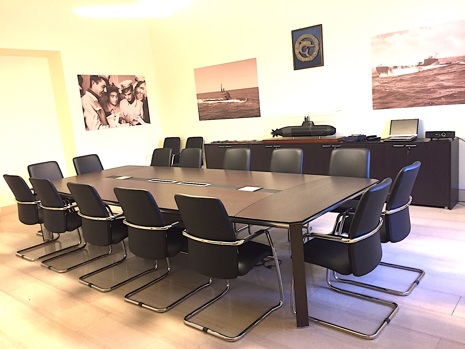 Marina Militare – Sala riunioni