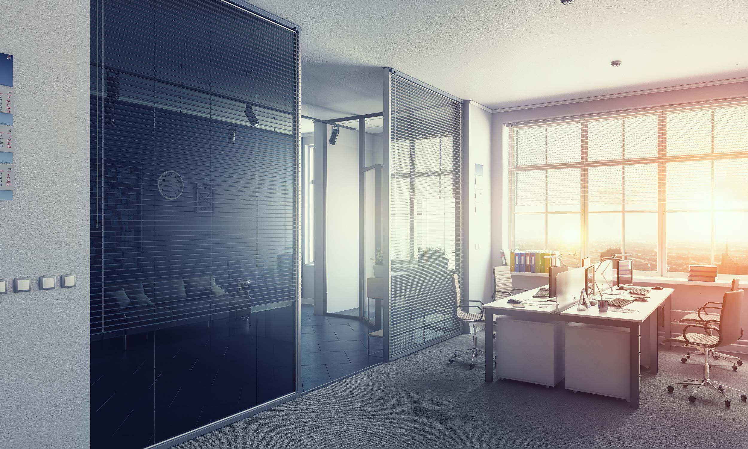 Progettare un ufficio funzionale