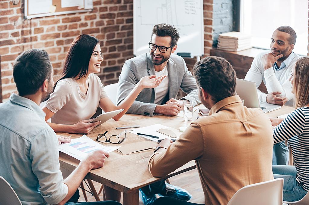 I 7 consigli per rendere l'ufficio più cool
