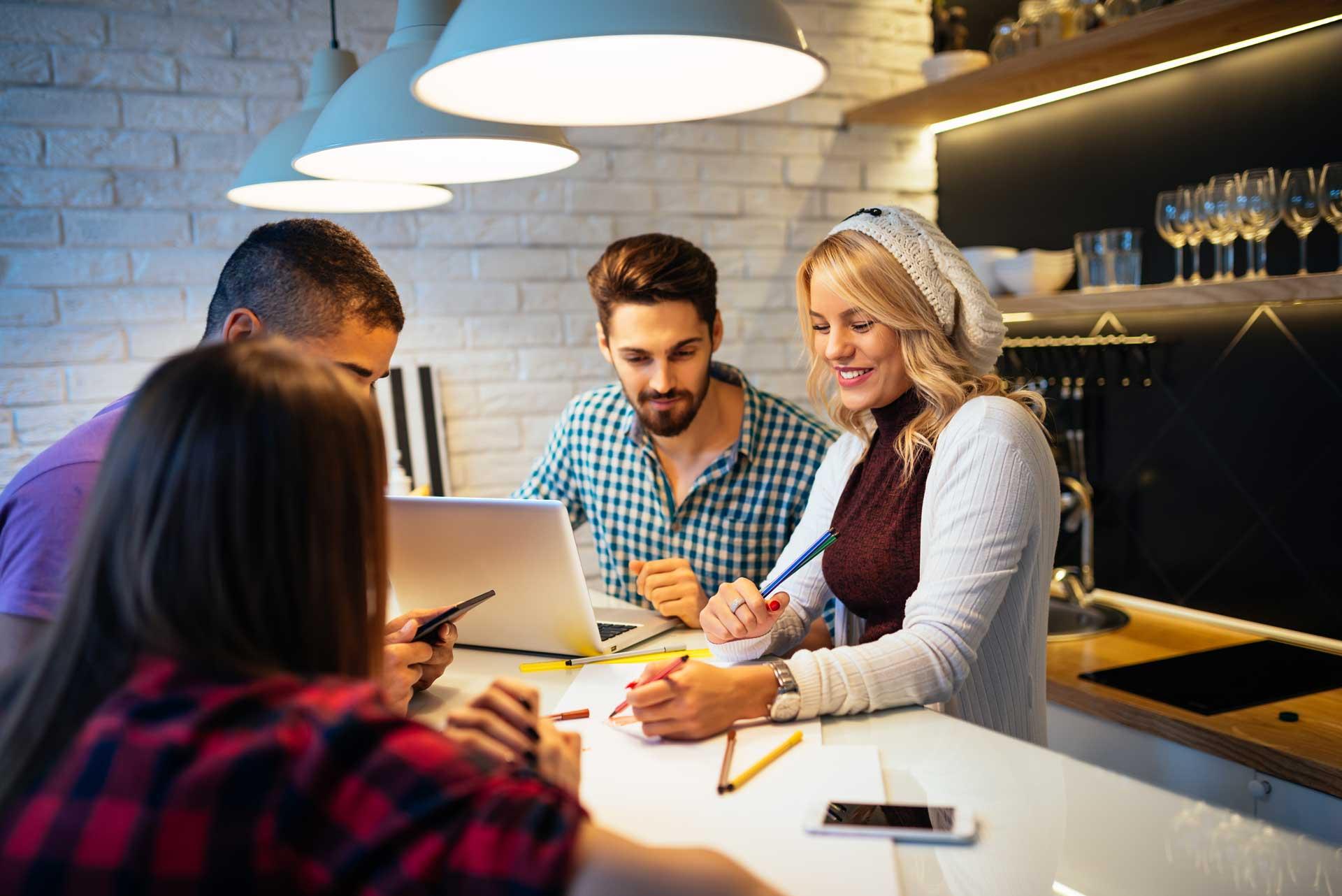 L'importanza dell'Area Break in ufficio
