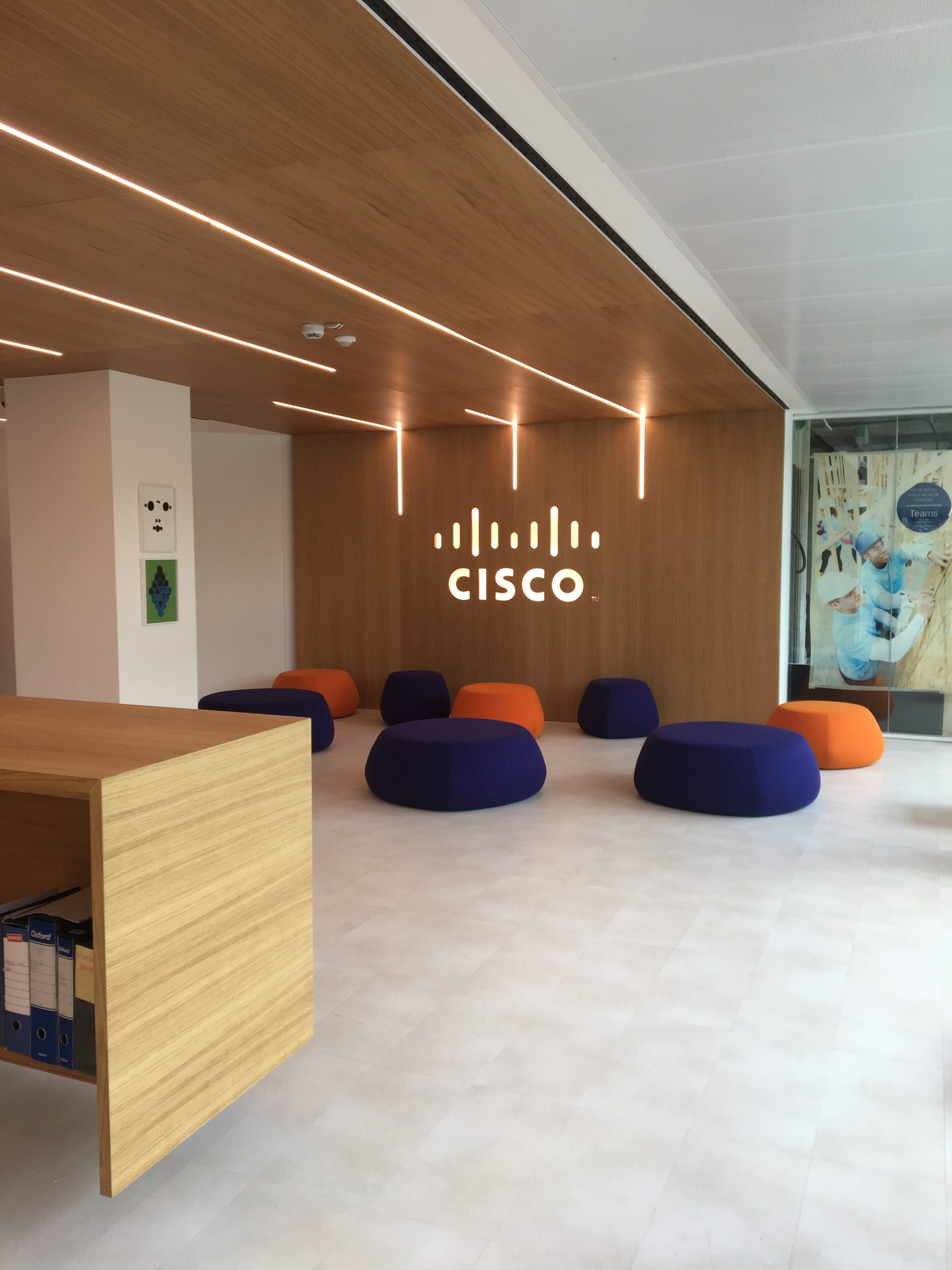 Cisco Systems Inc – Sede di Roma