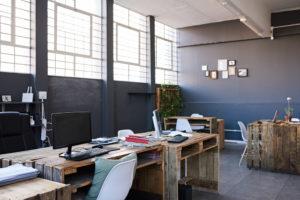 Come arredare un ufficio creativo