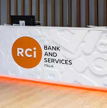 RCI Banque Banque - Sede di Roma