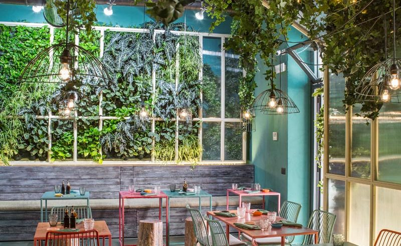 Sistema Green, la nuova soluzione per il verde verticale