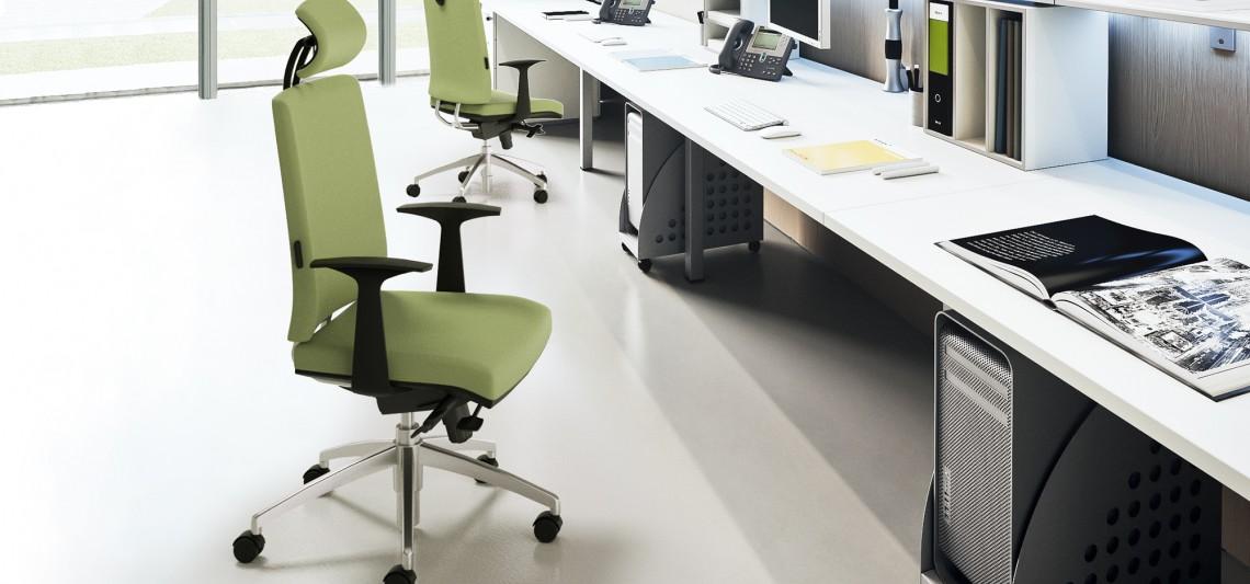Sedie Ergonomiche Ufficio Roma.Come Scegliere La Sedia Ergonomica Per L Ufficio Sistema Ufficio Roma