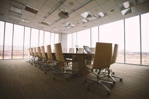 Come arredare la sala riunioni del tuo ufficio?