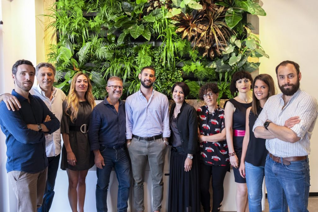 Team Sistema Ufficio Workplace