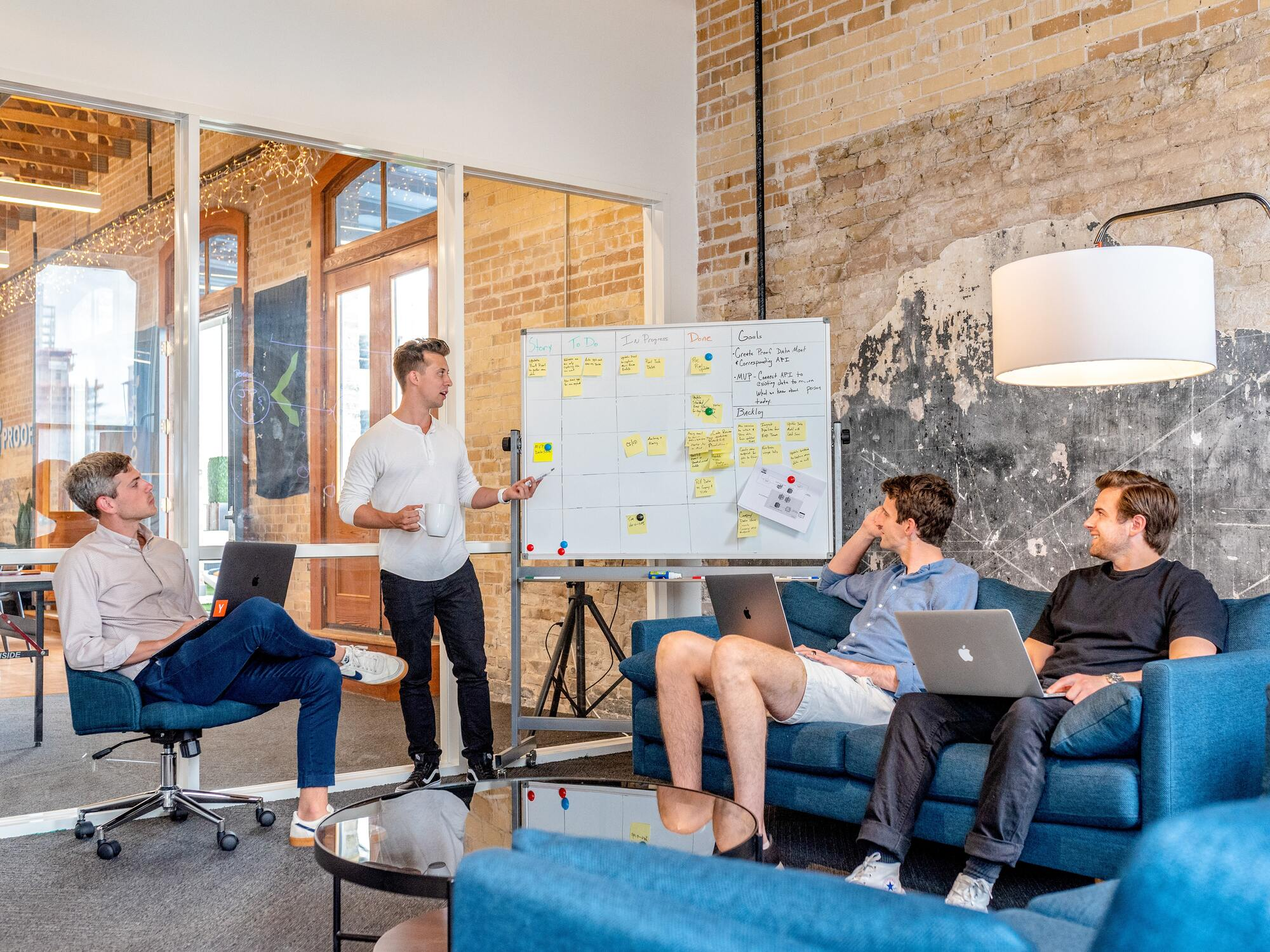 Smart office: come ripensare agli spazi di lavoro