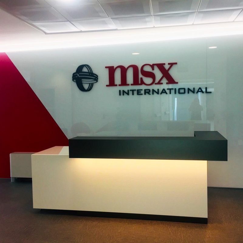 reception msx international