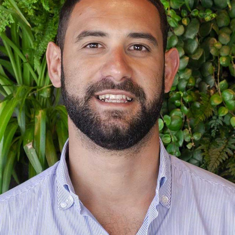 Giorgio Marcantonio Sales Manager
