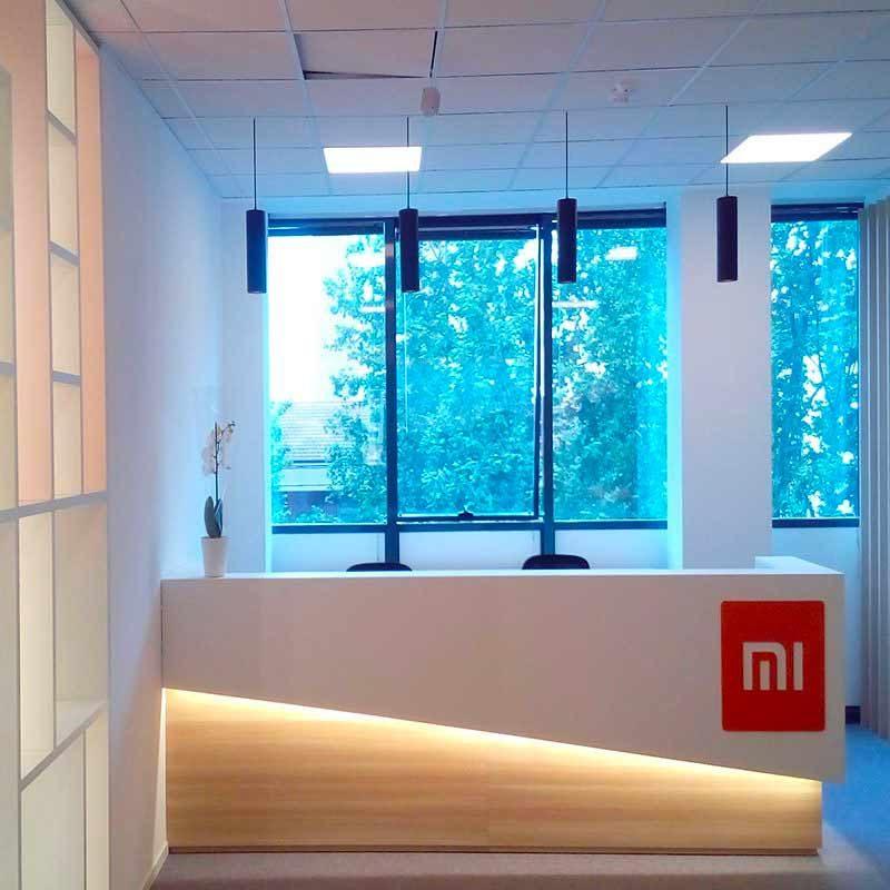 Ufficio Xiaomi fatto da Sistema Ufficio